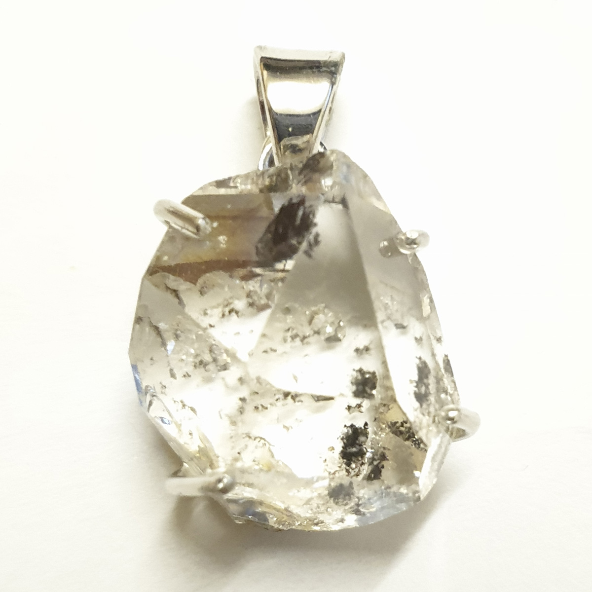 Herkimer-Diamond-Crystal-Pendant-72-1